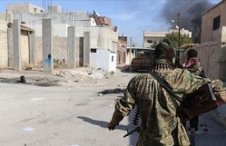 Suriye Milli Ordusu'nun şehit sayısı...