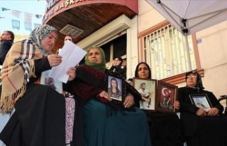 Teslim olan terörist annelere mektup yazdı
