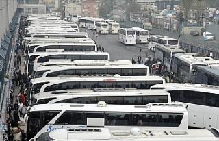 Turizm araçlarında yaş sınırı yükseltildi