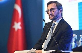 """""""Türkiye terörle mücadele etmede kararlıdır"""""""