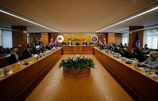 Asgari Ücret Tespit Komisyonu ikinci kez topladı