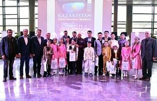 Fetih Müzesi'nde Kazak esintisi