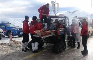Uludağ'da ekipler seferber oldu!