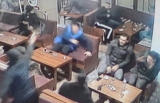 Bursa'da kafede silahlı saldırı