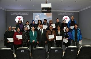 Bursa'da üretici örgütü temsilcilerine eğitim