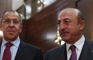 """Moskova'da """"Libya ateşkesi"""" görüşmesi"""