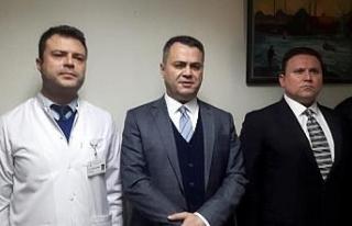 Tarsus Devlet Hastanesi'nde patlama: 5 yaralı...