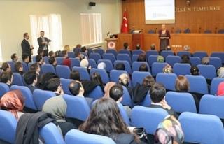 Bursa'da hakim ve savcı adaylarına seminer