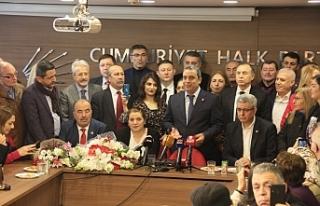 CHP Bursa İl Başkanlığına seçilen o isim görevi...