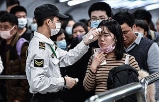 Çin'de can kaybı bir günde 242 arttı