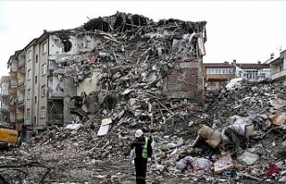 Deprem bölgesine 87 milyon lira yardım
