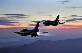 MSB: Irak'ın kuzeyinde 8 PKK'lı terörist...
