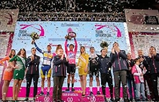 Tour of Antalya 2020 şampiyonu Max Stedman: Sonunda...