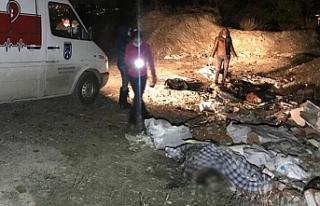 Ankara'da vahşet! Çuvalların içinde ölü...