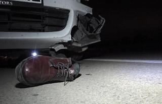 Bursa'da otomobilin çarptığı yaya öldü!