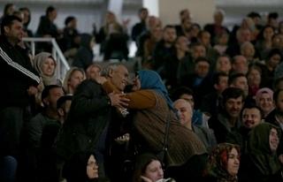 Bursa'da TOKİ heyecanı
