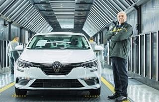 Bursa'da Oyak Renault üretime ara veriyor
