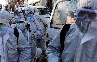 Çin'de koronavirüs nedeniyle can kaybı 3 bin...