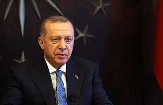 Cumhurbaşkanı Erdoğan Zirvede konuştu! Bir an...