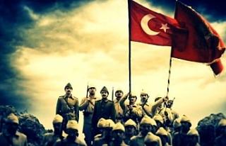 Osmangazi Belediyesi'nden duygulandıran 'Çanakkale...