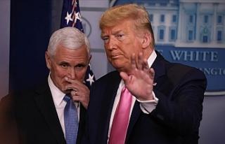 Trump katıldığı toplantıda koronavirüsü tespiti...