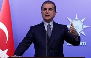 AK Parti Sözcüsü Çelik'ten önemli açıklama!