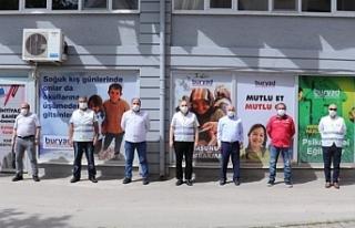 Bursa'da ihtiyaç sahiplerine yardım eli