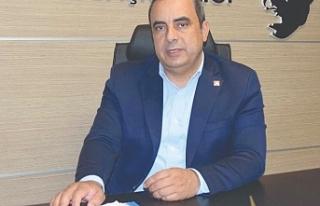 CHP İl Başkanı Meyhaneci İsmet'e sorular!