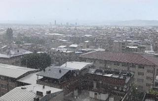 Geçtiğimiz hafta sıcaklık rekoru kırılan Bursa'da...