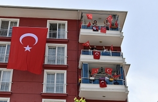 Osmangazi'den Gençlere Özel Kutlama