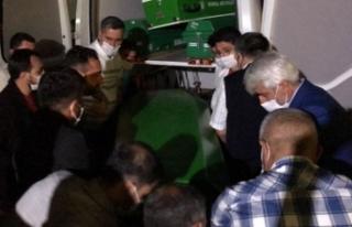 6 gün sonra bulunan Derya Bilen'in cenazesi memleketine...