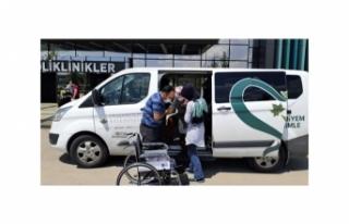 Osmangazi Belediyesinden 9 günde binlerce kişiye...