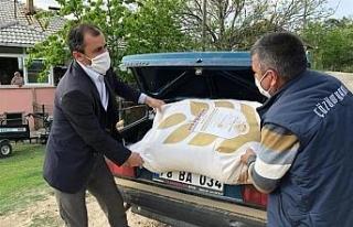 Safranbolu'da 15 bin kişinin ihtiyaçları karşılandı