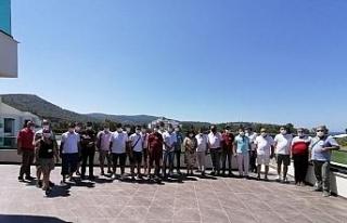 250 bölge seyahat acentesi Kuşadası'nda bir araya...