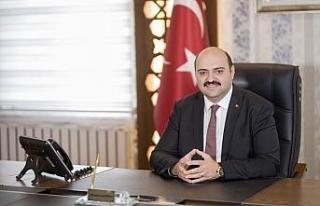 Başkan Orhan'dan kurban bayramı kutlaması