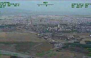 Diyarbakır'da hava destekli uyuşturucu operasyon:...
