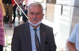 Erdek'in yeni belediye başkanı Hasan Yapakçı...