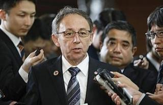 Japonya'nın Okinawa eyaletinde OHAL ilan edildi