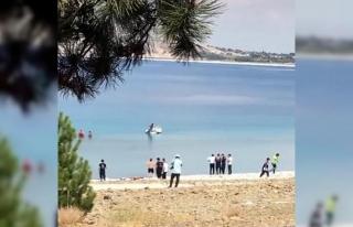 Suriyeli Hazeh, Salda Gölü'nde kayboldu