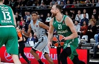 Zalgiris Kaunas, Arturas Milaknis'in sözleşmesini...