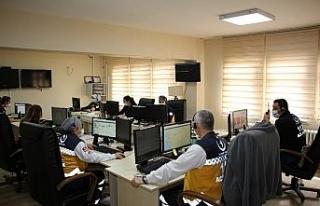 Aydın 112 Komuta Kontrol Merkezi vakalara daha hızlı...