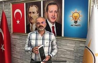 Başkan Elbir, tablet kampanyasında 'Ben de varım'...