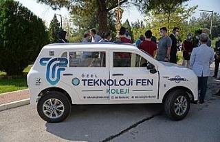 Bursa'da elektrikli ve hibrit araç teknolojilerinde...