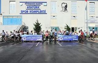 """Büyükçekmece'de """"Avrupa Hareketlilik Haftası""""..."""