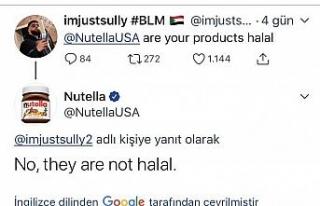 Kakaolu fındık kremasında 'helal' tartışması