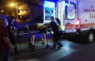 Kazada yaralanan sürücü 6 gün sonra hayatını...