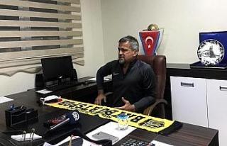 Teknik direktör Ali Nail Durmuş'tan sezon öncesi...