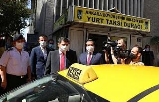 Vali Şahin: Ankara'da vaka sayısında geriye...