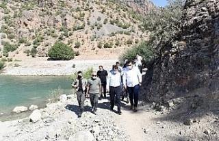 Van Büyükşehir Çatak'ta 6 yeni köprü inşa...
