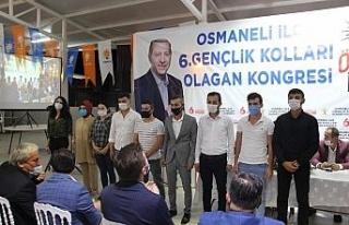 AK Parti Osmaneli İlçe Gençlik Kolları Başkanlık...